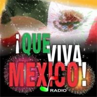 Logo de la radio Que Viva Mexico