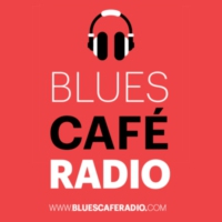 Logo of radio station Blues Café Radio