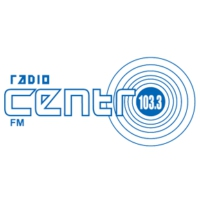 Logo of radio station Centro 103.3 FM