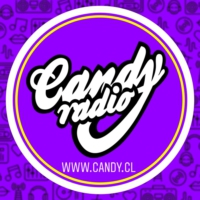 Logo of radio station Candy Radio Chile