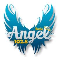 Logo of radio station Angel 102,8