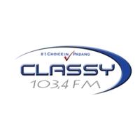 Logo of radio station Classy 103.4 FM
