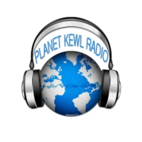 Logo of radio station Planet Kewl Radio
