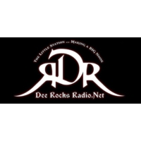 Logo of radio station Dee Rocks Radio