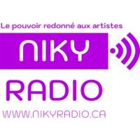 Logo de la radio NIKY Radio