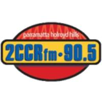 Logo of radio station 2CCRfm 90.5