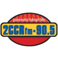 Logo of radio station 2CCRfm 90.5
