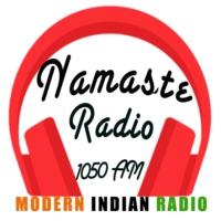 Logo of radio station Namaste Radio