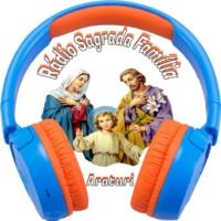 Logo de la radio Rádio Sagrada Família do Araturi