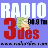 Logo de la radio Radio 3 Dès 90.9 FM