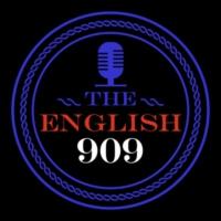 Logo of radio station The English 909