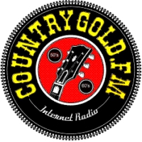 Logo de la radio Country Gold FM