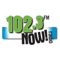 Logo de la radio CKNO-FM 102.3 NOW!