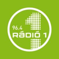 Logo de la radio Rádió 1 - 96.4 - Budapest