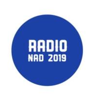 Logo of radio station RADIO.NAD2019