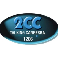 Logo of radio station 2CC