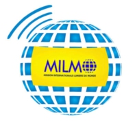 Logo of radio station MILMO Radio