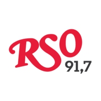 Logo of radio station RSO 91.7