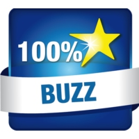 Logo de la radio Hit Radio - 100% BUZZ