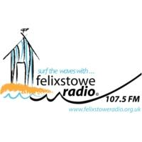 Logo of radio station Felixstowe Radio