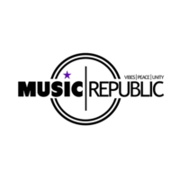 Logo of radio station Music Republic