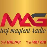 Logo of radio station MAG Radio