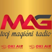 Logo de la radio MAG Radio
