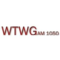 Logo of radio station WTWG AM 1050