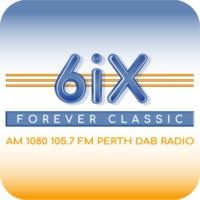 Logo de la radio 6iX Perth