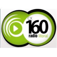 Logo de la radio Radio Litoral 160 AM