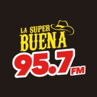 Logo of radio station XHXO-FM La Super Buena 95.7