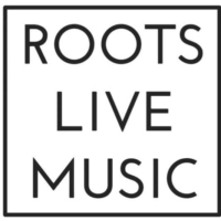 Logo de la radio roots live music radio