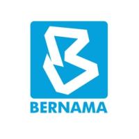 Logo of radio station Bernama Radio