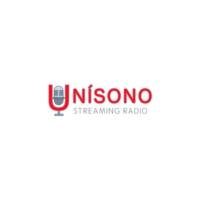 Logo of radio station UnísonoRadio