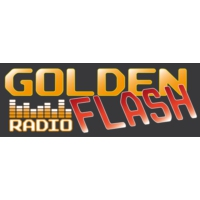 Logo de la radio Golden Flash