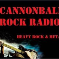 Logo de la radio Cannonball Rock