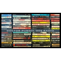 Logo of radio station Doctor Pundit '80s Radio