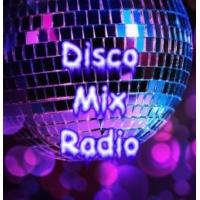 Logo de la radio Disco Mix Radio