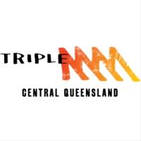 Logo of radio station Triple M Central Queensland 101.5 & 95.1