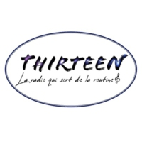Logo of radio station Thirteen