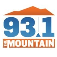 Logo de la radio KYMT 93.1 The Mountain