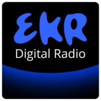 Logo of radio station EKR - RETRO ROCK