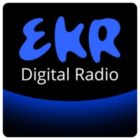 Logo de la radio EKR - RETRO ROCK