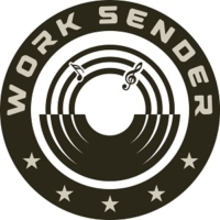 Logo de la radio WorkSender Radio