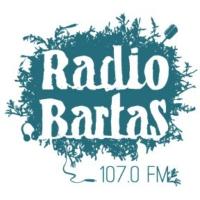 Logo of radio station Radio Bartas