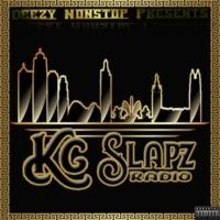 Logo of radio station KC SLAPZ
