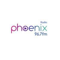 Logo of radio station Phoenix Radio 96.7 FM