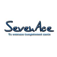 Logo of radio station SevenAce