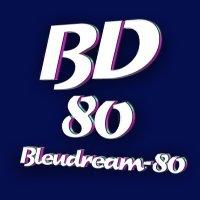Logo de la radio bleudream-80
