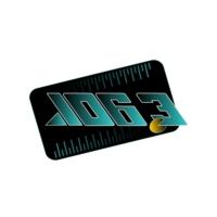 Logo of radio station Radio 106 Arica